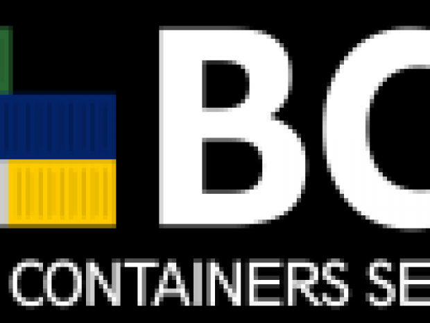 logo Baltic containers services | BCS